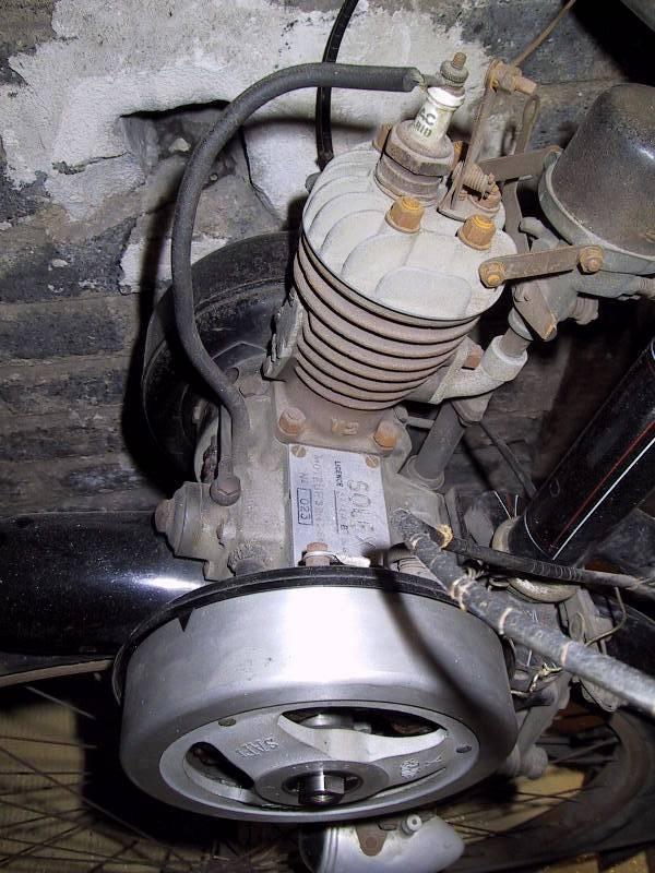 moteur solex 1400