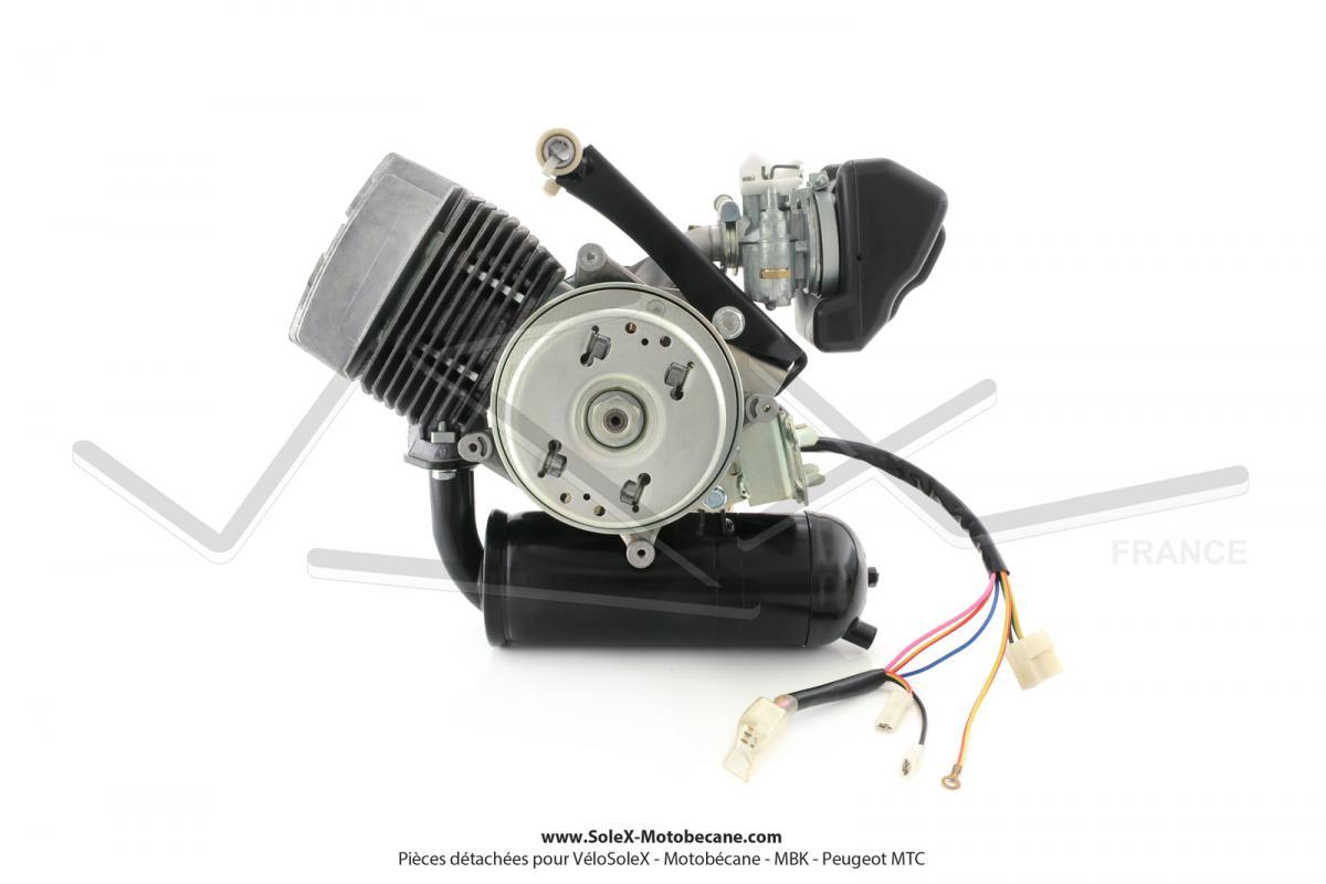 moteur avec variateur pour peugeot 103 vogue carburateur gurtner 243 packs solex motobecane