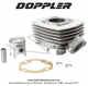 Cylindre / Piston (Kit) Doppler ER1 pour Peugeot 103 SP / MVL / Vogue / SPX / RCX