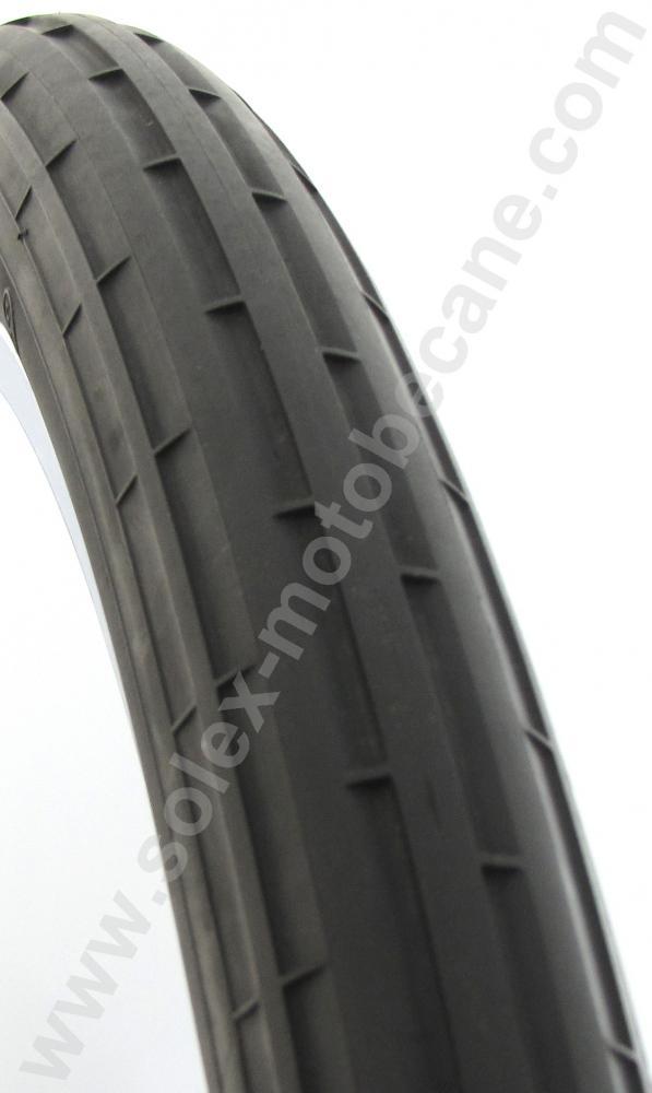 pneu 600 x 50b type y noir vsx pneumatiques pi ces pour mobylette motobecane mbk solex. Black Bedroom Furniture Sets. Home Design Ideas