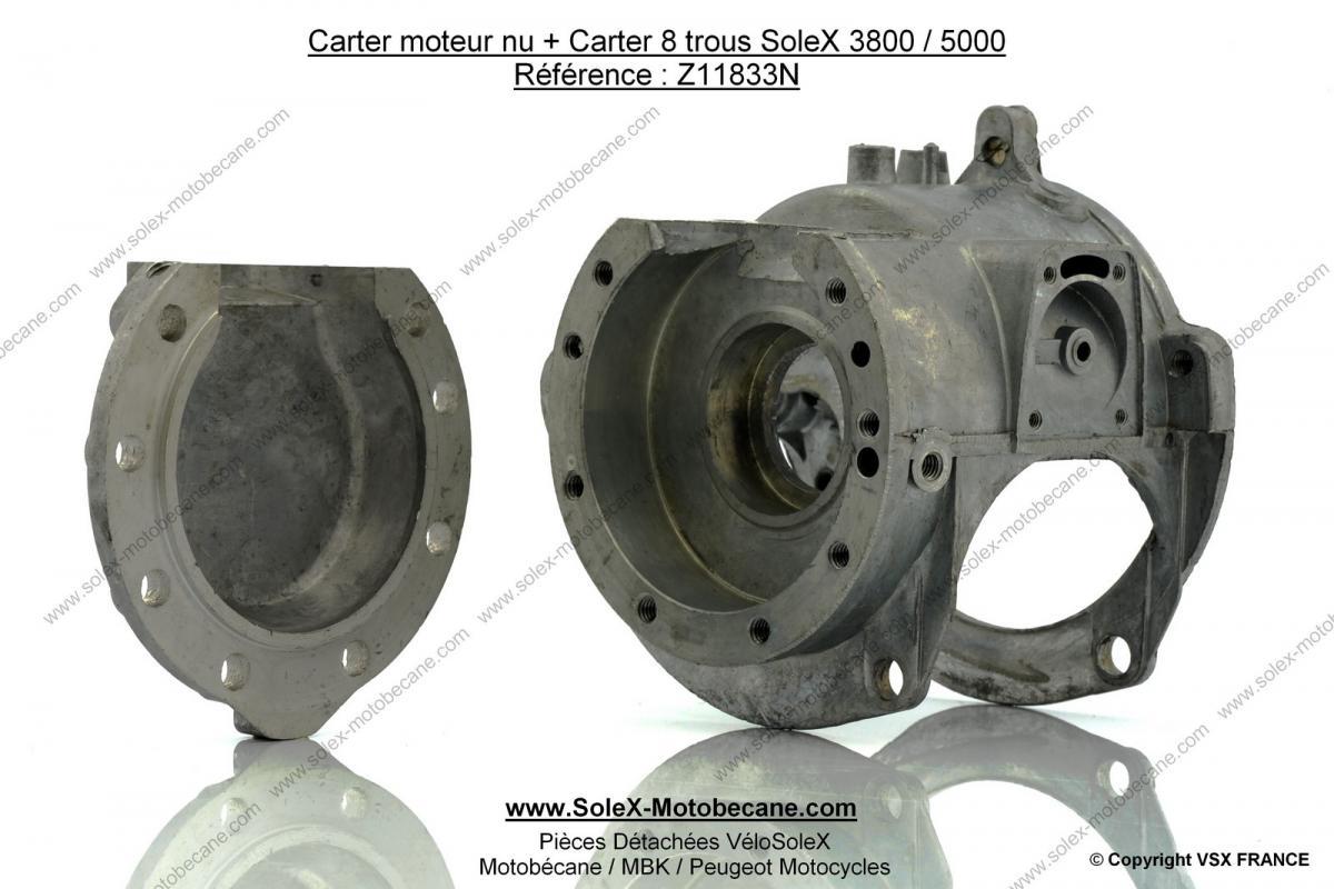 pieces moteur solex 2200