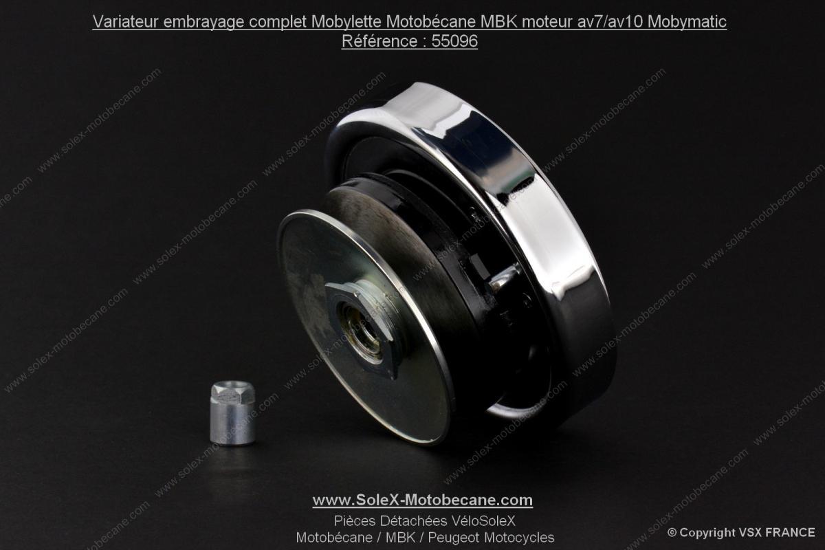 variateur complet pour mobylette motob cane motoconfort mbk mobymatic av7 av10 40 50 51. Black Bedroom Furniture Sets. Home Design Ideas