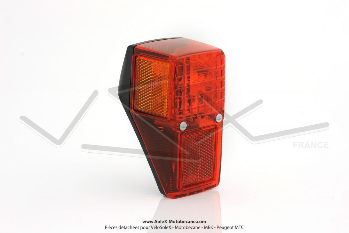 feu rouge arri re solex 3800 hongrois peugeot 103 mvl mbk 51 club pi ces d tach es pour. Black Bedroom Furniture Sets. Home Design Ideas