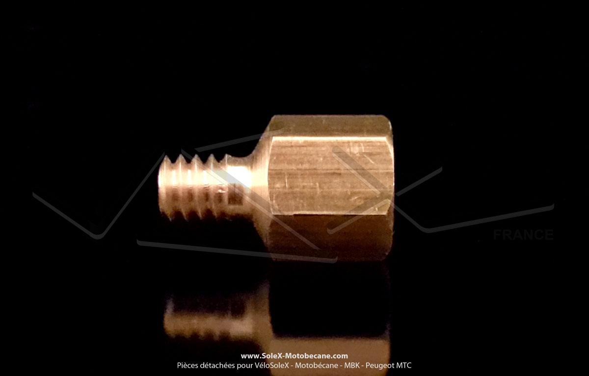 d bouche gicleur pour solex pi ces d tach es pour solex micron pi ces pour velosolex solex. Black Bedroom Furniture Sets. Home Design Ideas