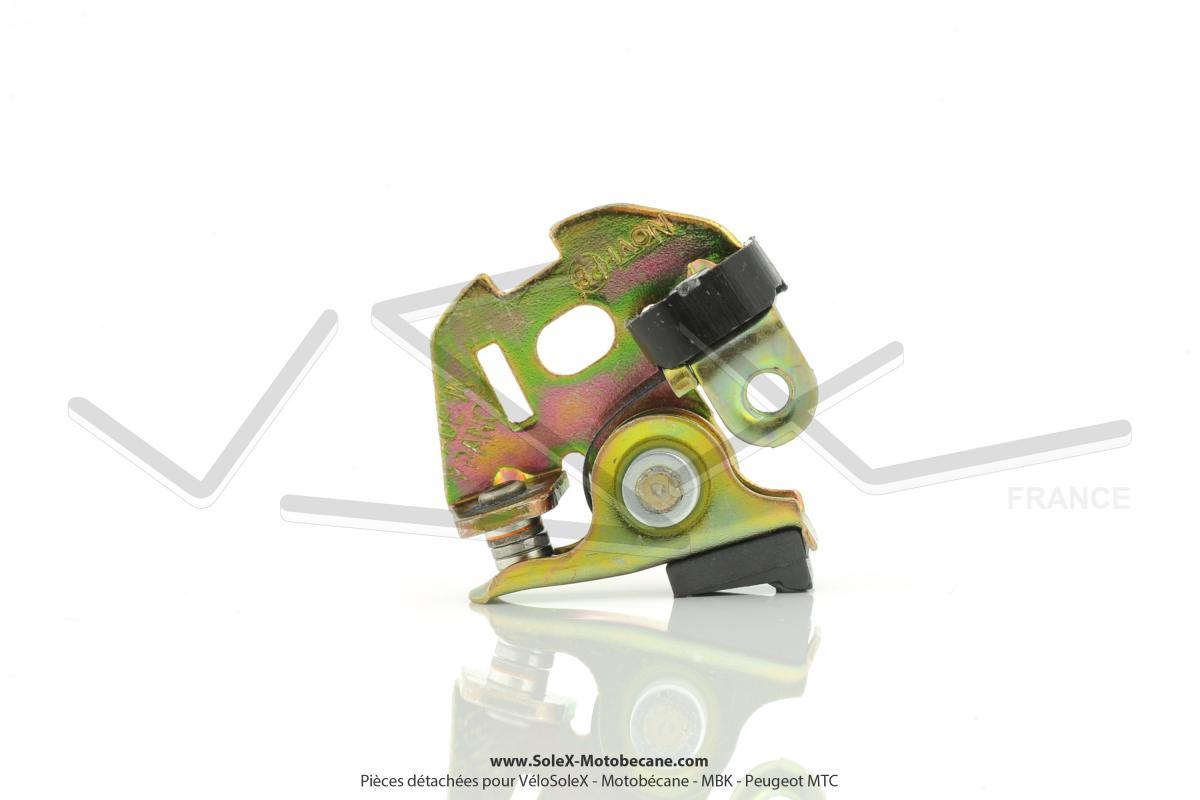 rupteur vis platin es origine novi pour mobylette motob cane motoconfort mbk av7 av10. Black Bedroom Furniture Sets. Home Design Ideas