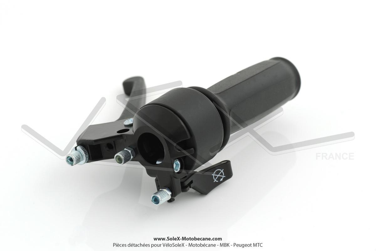poign e d 39 acc l rateur pour mobylette mbk 51 swing poste de pilotage poign es d. Black Bedroom Furniture Sets. Home Design Ideas