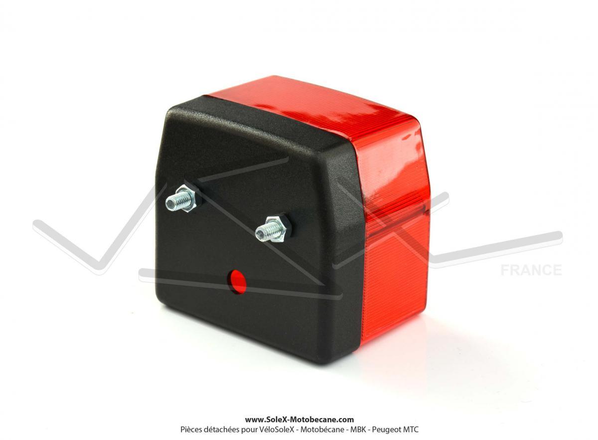 feu rouge arri re peugeot 103 rcx feux arri re pi ces pour peugeot 101 102 103 104. Black Bedroom Furniture Sets. Home Design Ideas