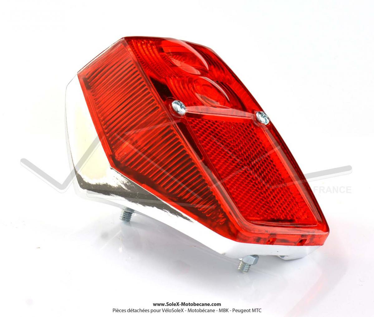 feux arri re pi ces pour peugeot 101 102 103 104 bb solex motobecane. Black Bedroom Furniture Sets. Home Design Ideas