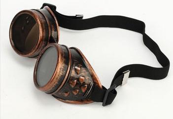 Lunettes de protection Moto couleur Cuivre - Accessoires pour SoleX ... a7a2b969df97