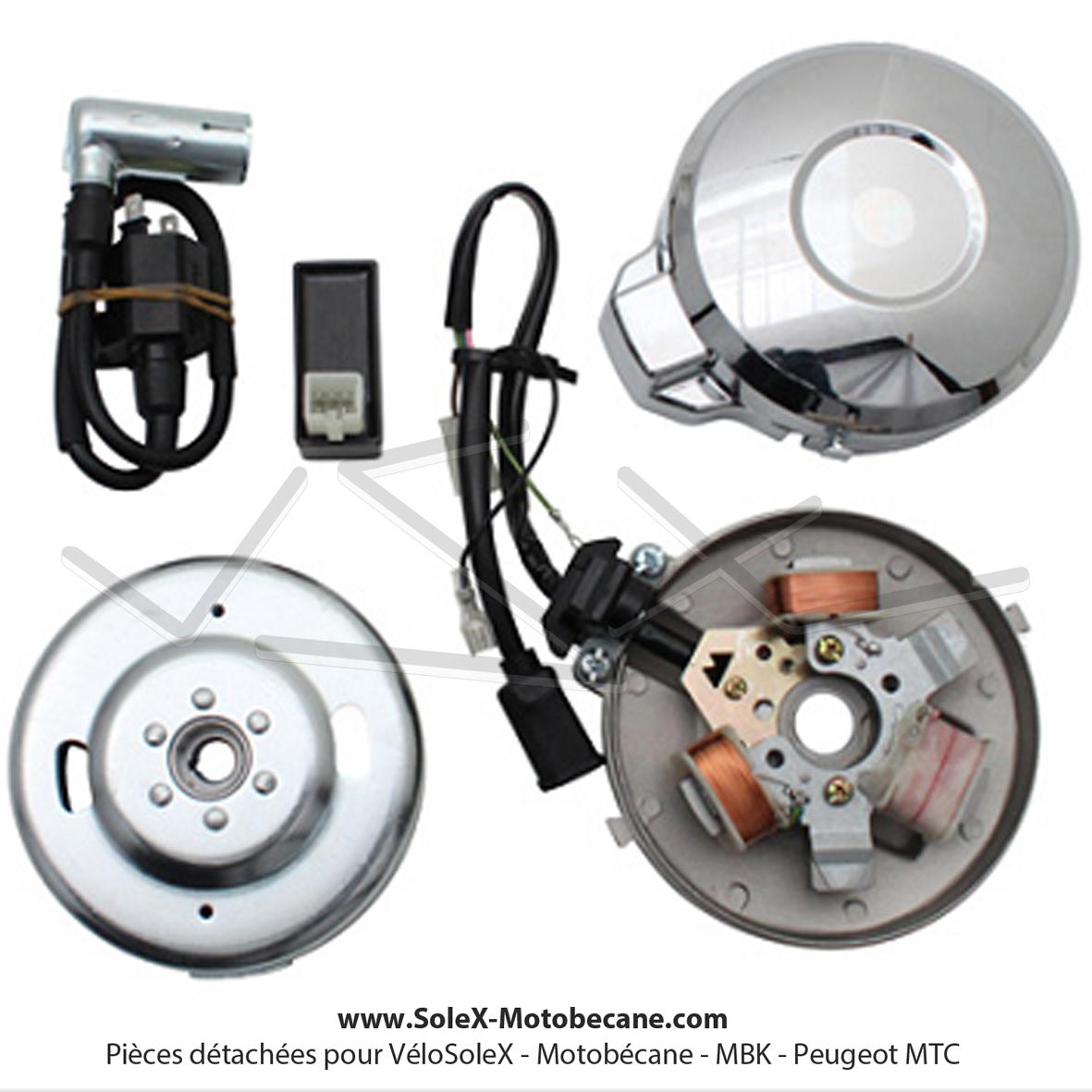 rotors volants magn tiques stator pi ces pour peugeot 101 102 103 104 bb. Black Bedroom Furniture Sets. Home Design Ideas
