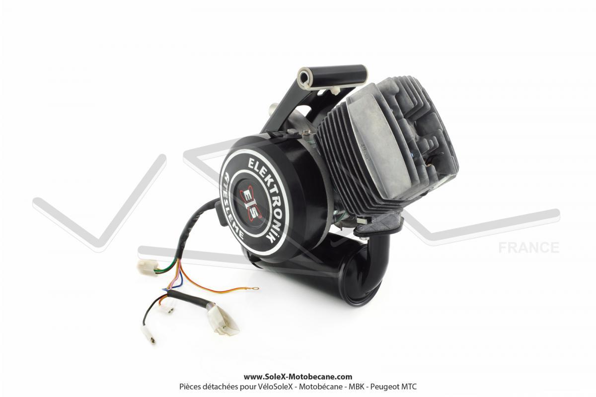 moteur avec variateur pour peugeot 103 vogue montage pour carbu gurtner 243 partie moteur. Black Bedroom Furniture Sets. Home Design Ideas