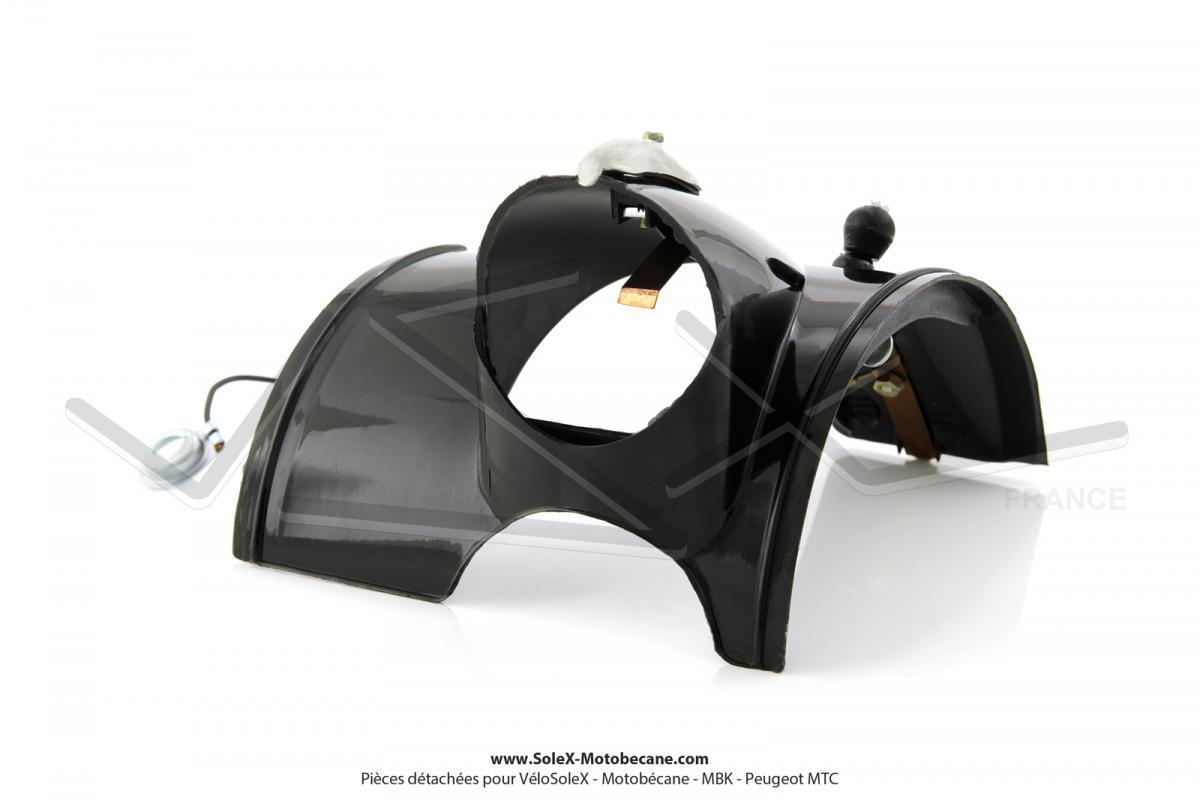capot phare pour solex 2200 import pi ces d tach es pour solex 1700 2200 3300 et 3800. Black Bedroom Furniture Sets. Home Design Ideas
