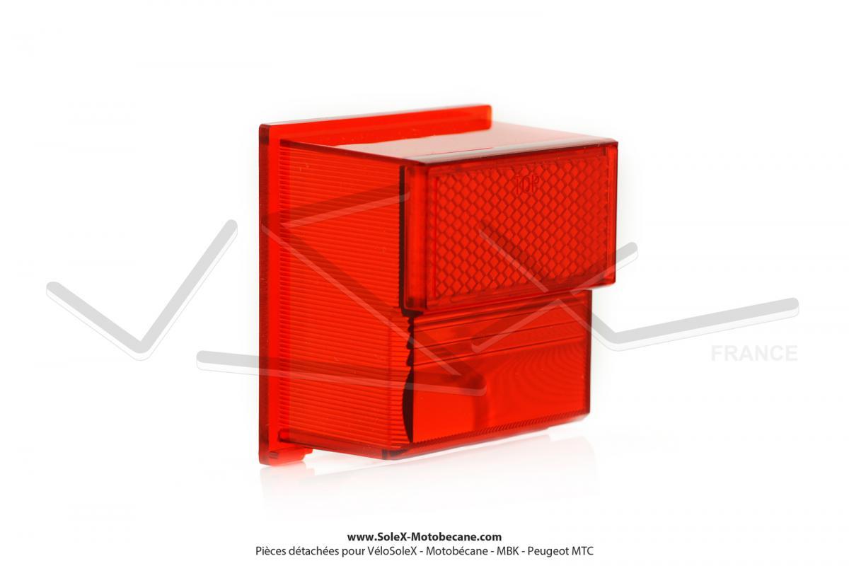 cabochon de feu rouge pour solex 5000 6000 t nor pi ces d tach es pour solex flash 6000. Black Bedroom Furniture Sets. Home Design Ideas