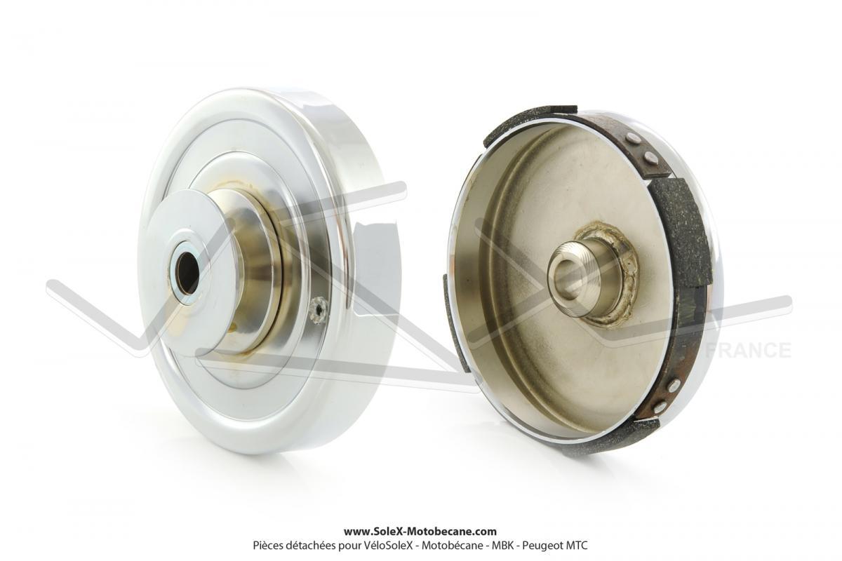 embrayage complet pour mobylette motob cane motoconfort mbk moteur av7 av10 dimoby fixe. Black Bedroom Furniture Sets. Home Design Ideas