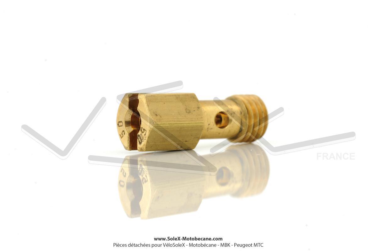 gicleur gurtner n 56 230 pour mobylette motob cane motoconfort mbk carburateur pi ces. Black Bedroom Furniture Sets. Home Design Ideas