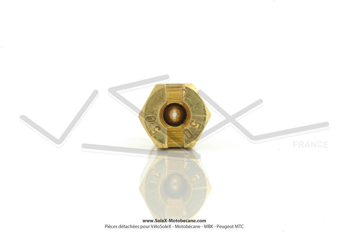 gicleur gurtner n 52 210 origine gurtner pour mobylette motob cane motoconfort mbk partie. Black Bedroom Furniture Sets. Home Design Ideas