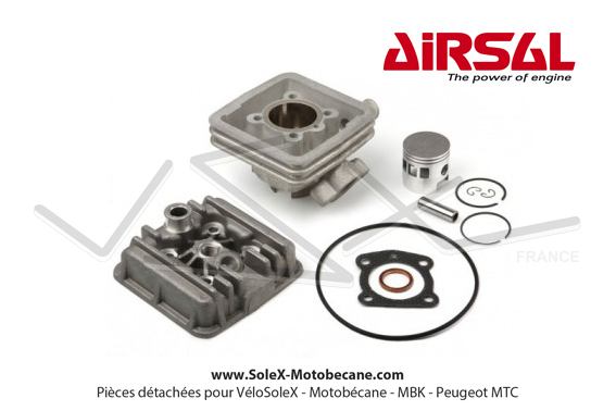 Cylindres / Pistons (Kits) - Gamme AIRSAL - Solex-Motobecane