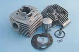 cylindre piston culasse kit parmakit haut moteur 39mm t3 3 transferts pour. Black Bedroom Furniture Sets. Home Design Ideas