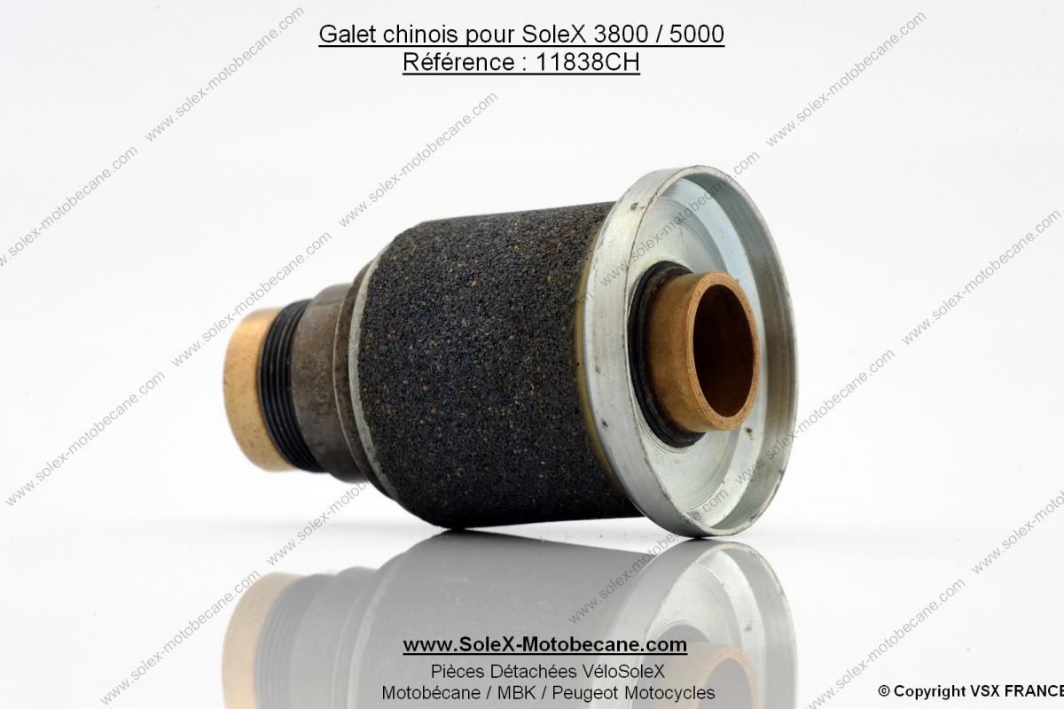solex 3800 galet