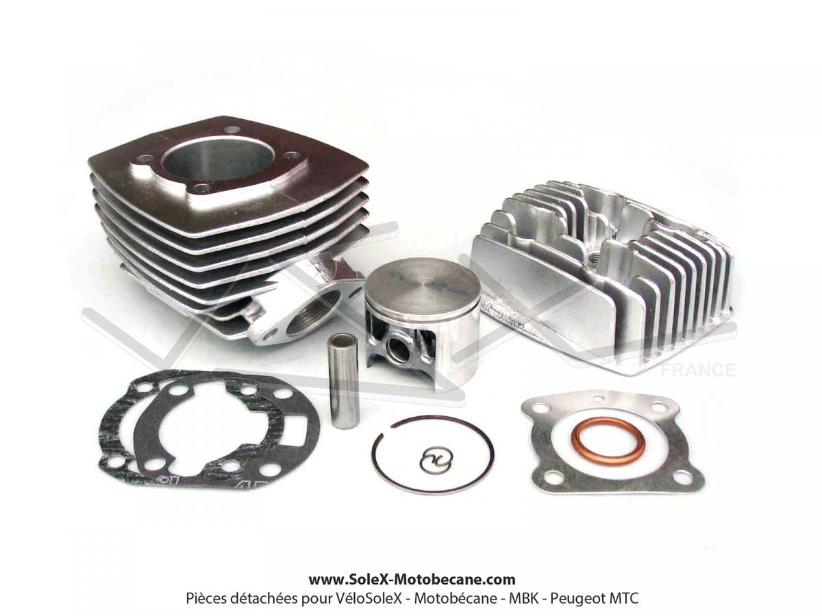 cylindre piston culasse kit parmakit haut moteur 50mm t6 6 transferts pour. Black Bedroom Furniture Sets. Home Design Ideas