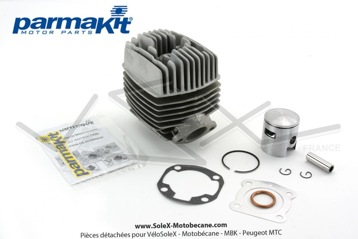 cylindre piston culasse kit parmakit haut moteur 46mm t6 6 transferts pour. Black Bedroom Furniture Sets. Home Design Ideas